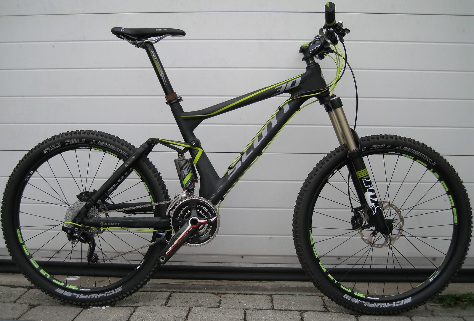 Scott Genius 30 Gr. M, Baujahr 2012 Neuwertig | Bikemarkt