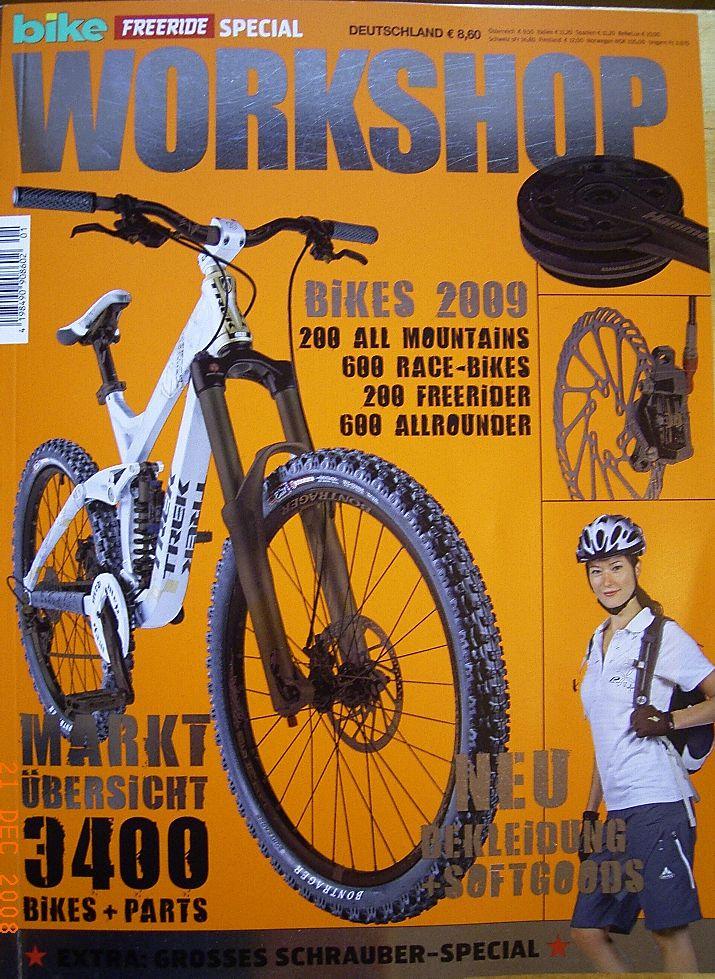 delius klasing verlag bike workshop bikemarkt mtb. Black Bedroom Furniture Sets. Home Design Ideas