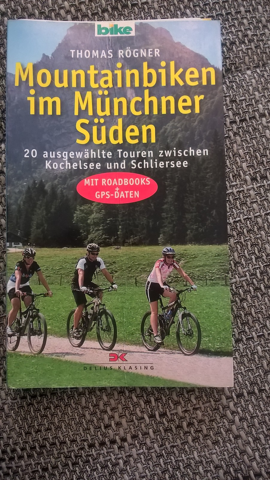 delius klasing verlag mountainbiken im m nchner s den bikemarkt mtb. Black Bedroom Furniture Sets. Home Design Ideas