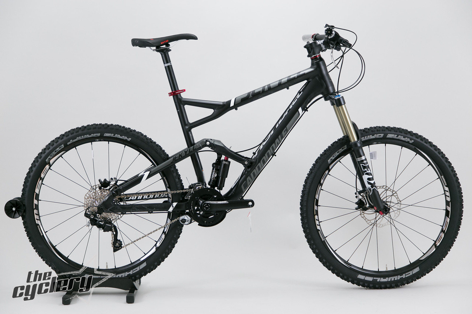 cannondale jekyll alu 3 all mountain bike gr e l bikemarkt mtb. Black Bedroom Furniture Sets. Home Design Ideas