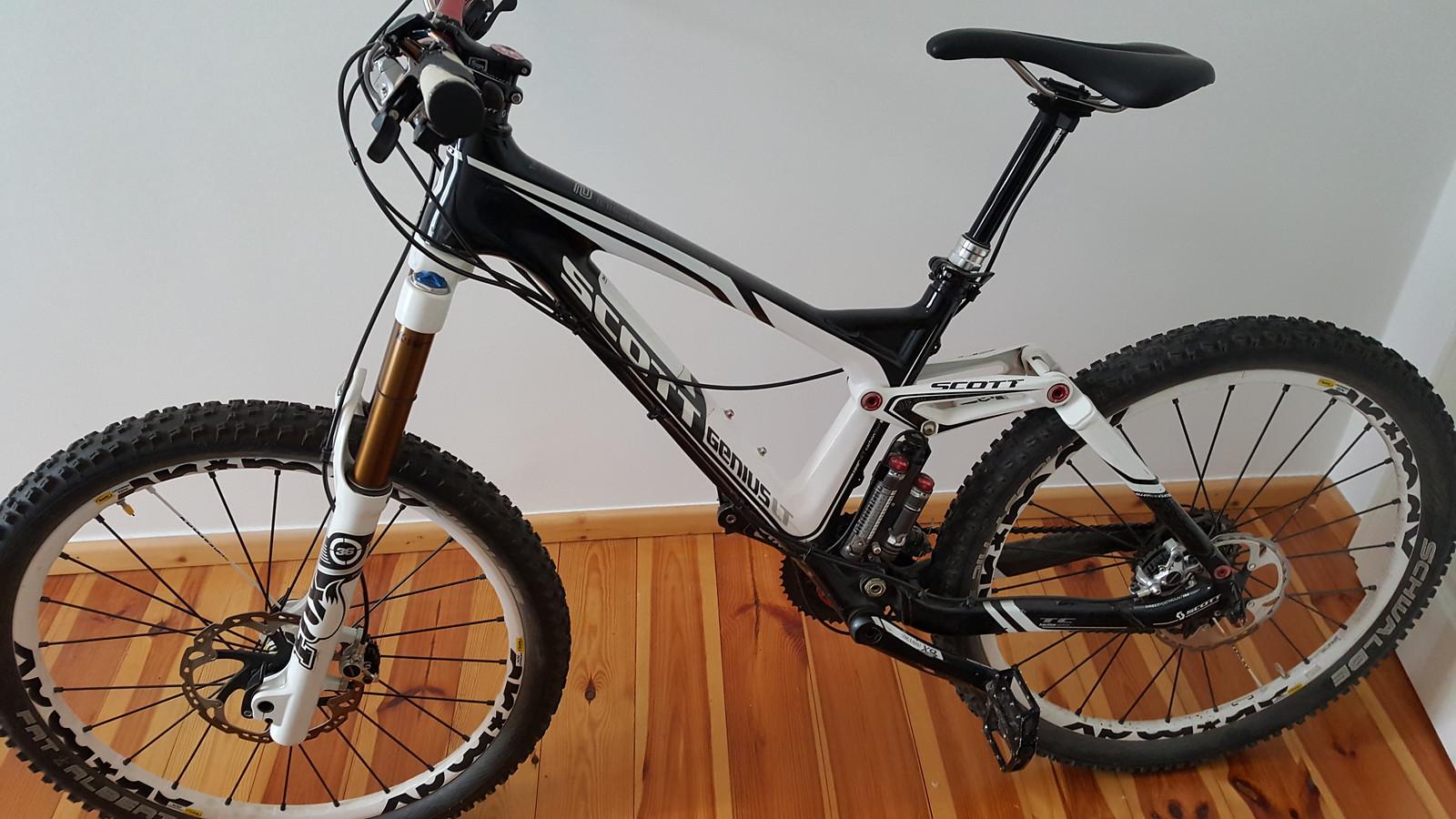 Scott Genius LT 20 Carbon | Bikemarkt.MTB-News.de