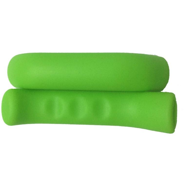 bremshebel schutzabdeckung die bremse s tze aus silikon gr n bikemarkt mtb. Black Bedroom Furniture Sets. Home Design Ideas
