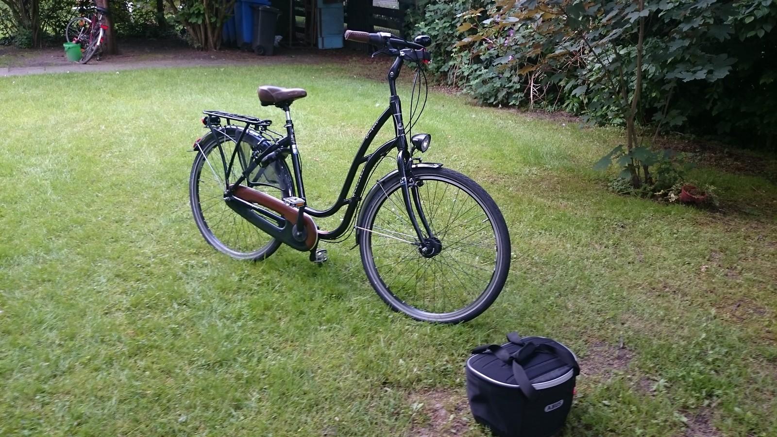 hercules preisupdate comfort damen city bike. Black Bedroom Furniture Sets. Home Design Ideas