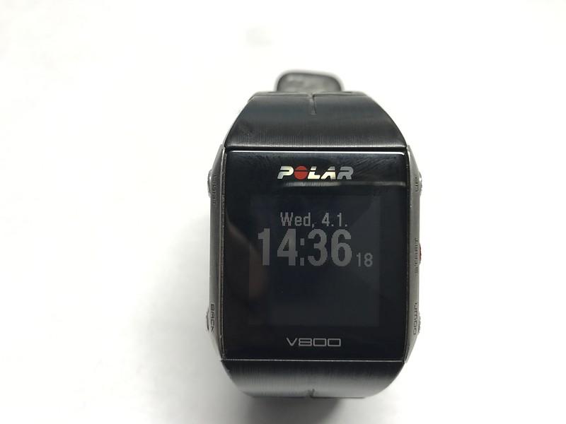 polar v 800 smartwatch mit h7 brustgurt in. Black Bedroom Furniture Sets. Home Design Ideas