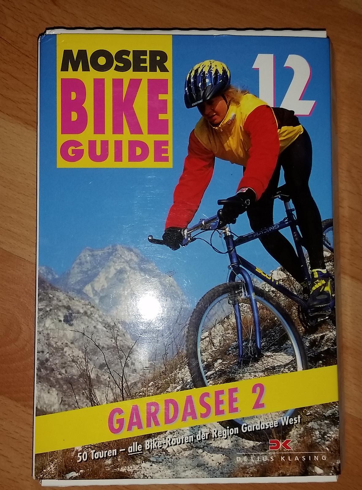 delius klasing verlag gardasee 2 moser bike guide 12 bikemarkt mtb. Black Bedroom Furniture Sets. Home Design Ideas