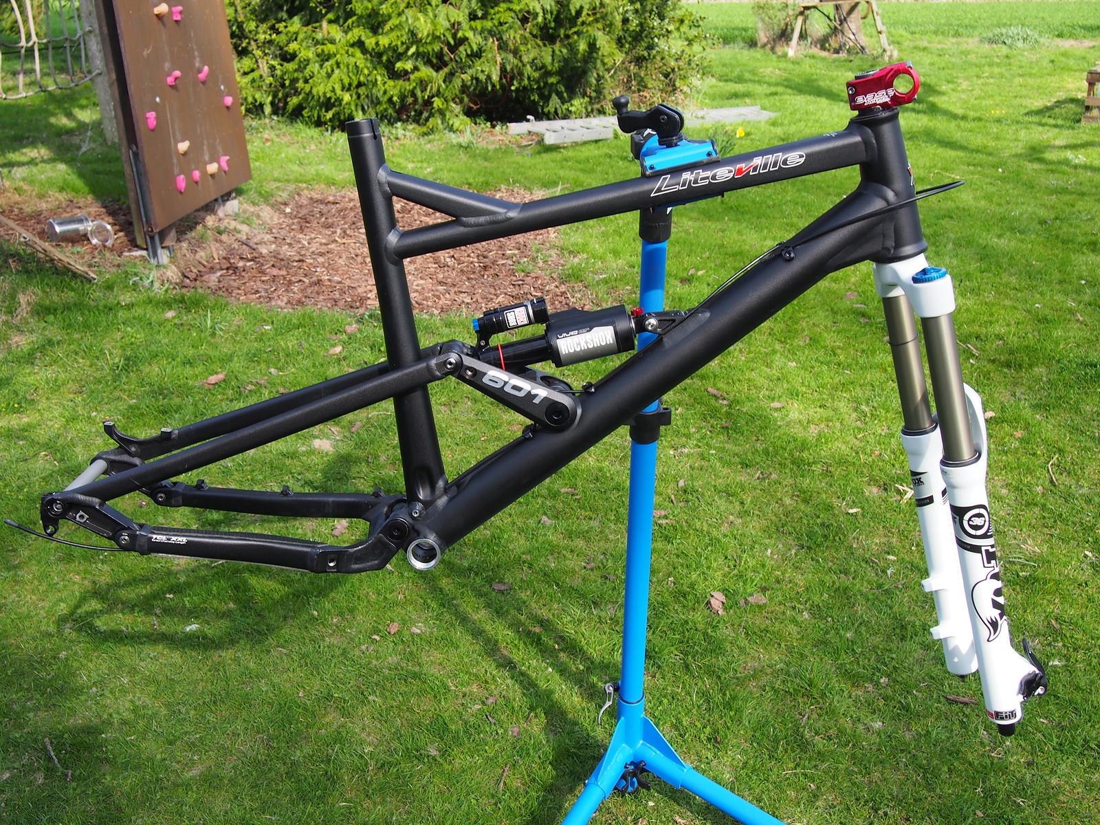 Liteville 601 MK2 XXL Rahmen ohne Gabel   Bikemarkt.MTB-News.de
