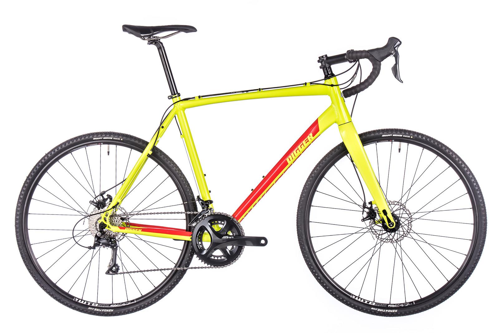 nukeproof digger 2 0 gravel bike cx cyclocross bikemarkt. Black Bedroom Furniture Sets. Home Design Ideas