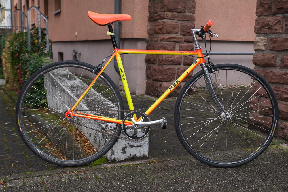 mbk Singelspeed Fahrrad Rh:50cm, Stahlrahmen | Bikemarkt.MTB-News.de