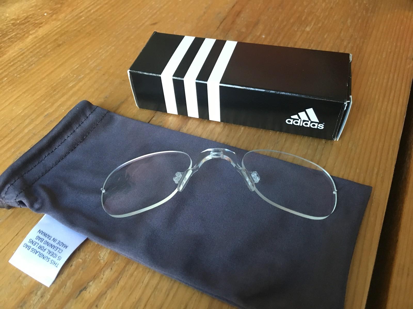 Adidas Evil Eye Evo Pro L | Clip-In ohne Rahmen mit Sehstärke ...