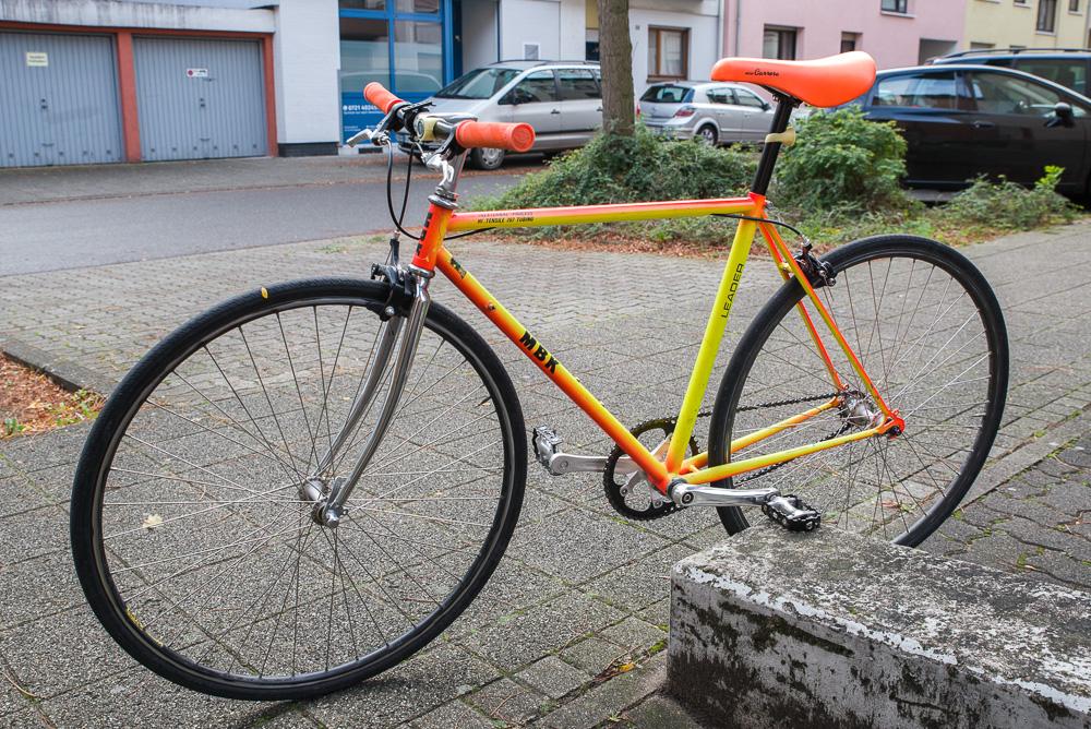 mbk Singelspeed Fahrrad Rh: 50cm, Stahlrahmen | Bikemarkt.MTB-News.de