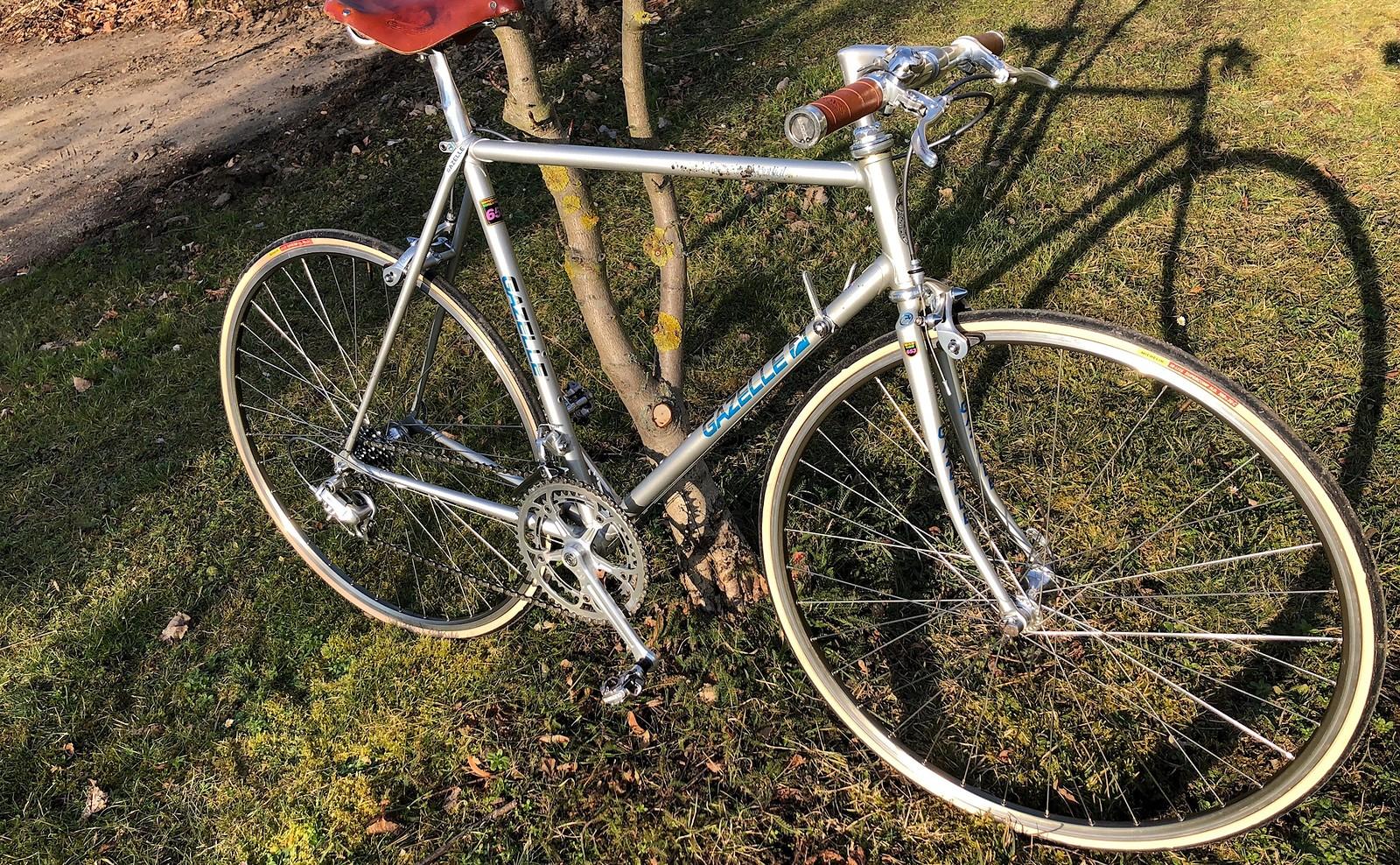 Gazelle Champion Mondial Reynolds 653 Rar Vintage Gr.56 | Bikemarkt ...