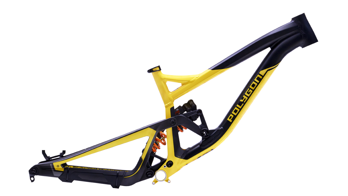 Polygon COLLOSUS DH9 Downhill Bike 650b Mountainbike 27,5\