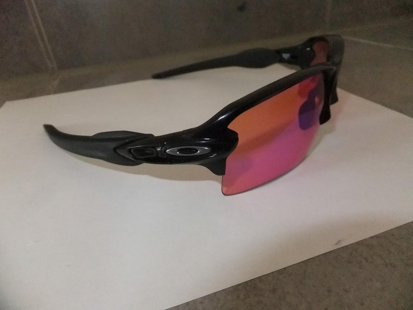 Oakley Flak 2.0 Prizm Trail Sonnenbrille Top, wie Neu! | Bikemarkt ...