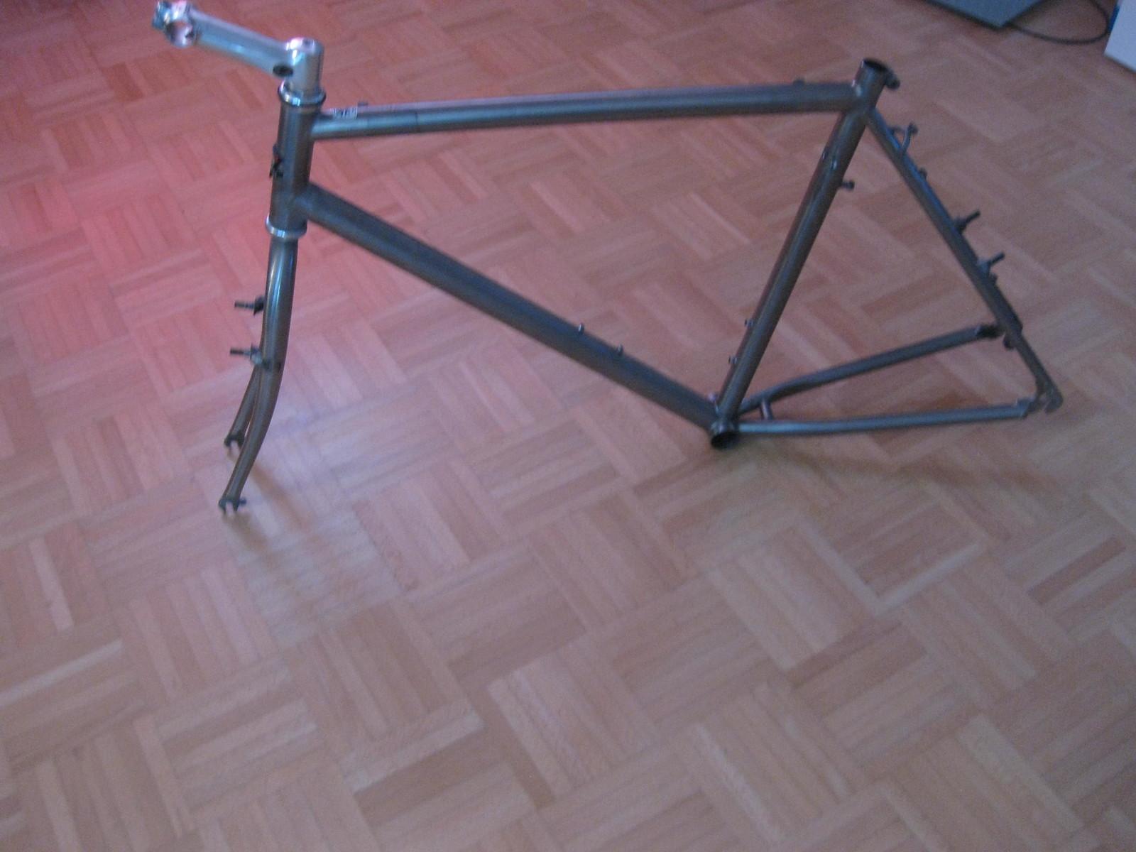 Titan Rahmen 26 Zoll Diamondback DBR TT? | Bikemarkt.MTB-News.de