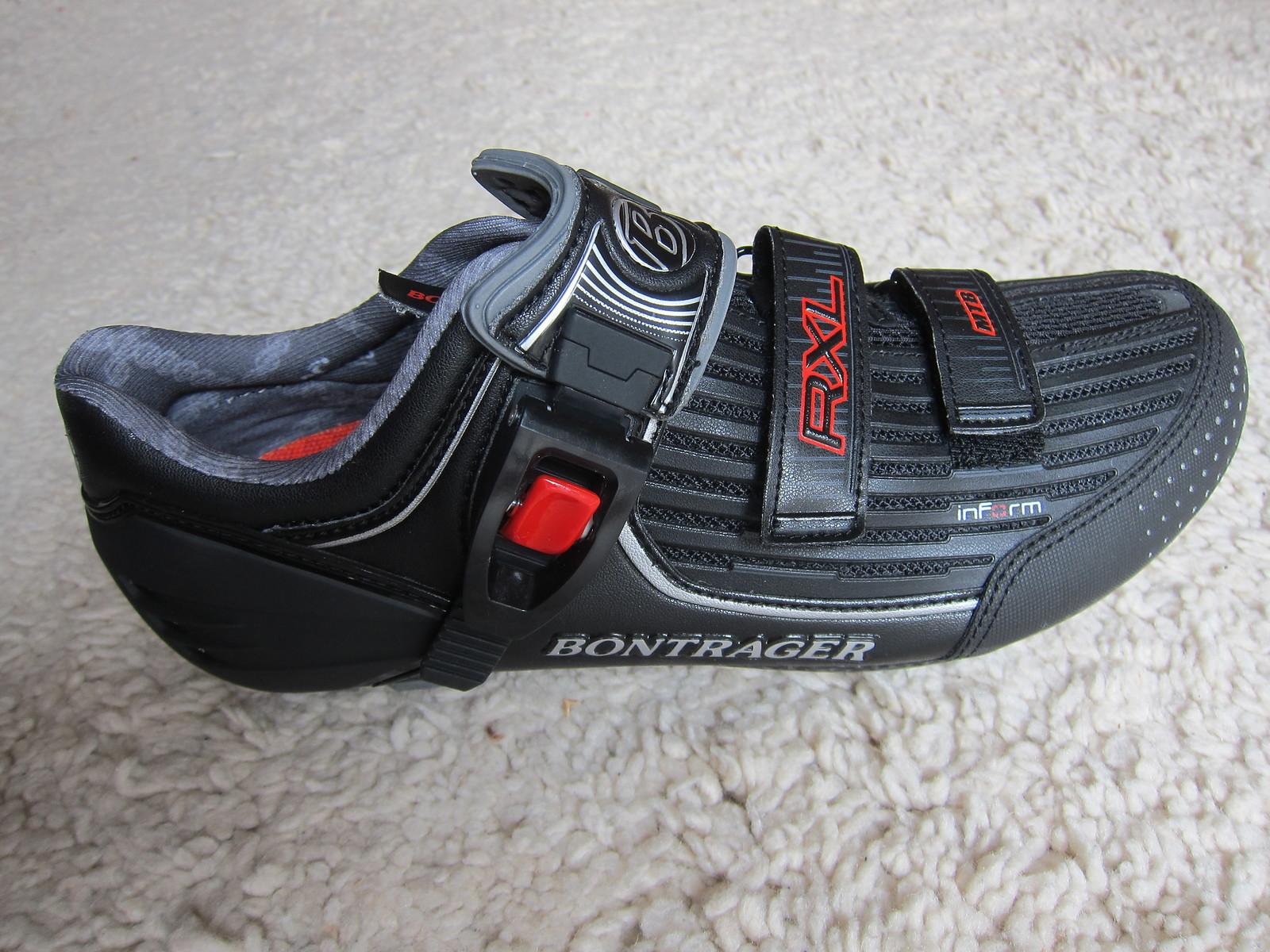 sports shoes 5a4d9 03b24 Bontrager RXL Mountainbike Race Schuhe Gr 43 NEU | Bikemarkt ...