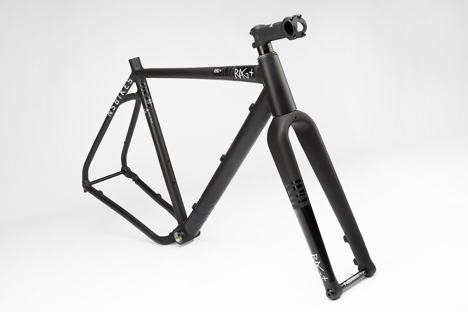 NS Bikes Rag + Rahmen Gabel Set, Modell 2018   Bikemarkt.MTB-News.de