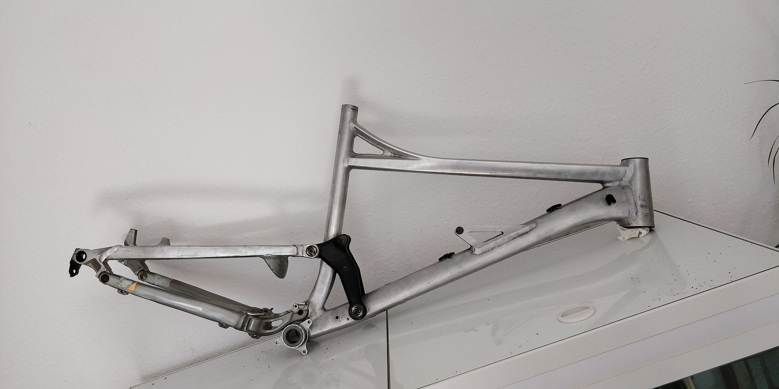 Carver CCB ICB/CCB Rahmen 27.5 in L /RAW / Neuteile / 216x63mm ...