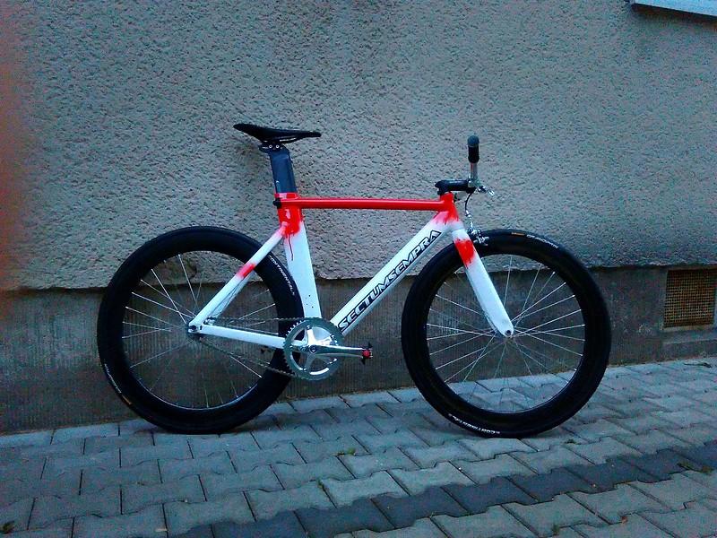 Canyon Speedmax Custom Fixed Gear   Bikemarkt.MTB-News.de