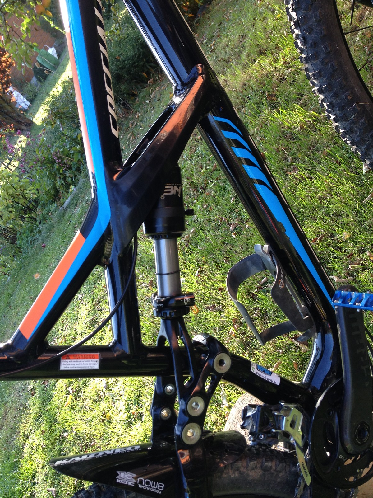 Specialized Enduro Comp 29 - L - Rahmen / Set | Bikemarkt.MTB-News.de