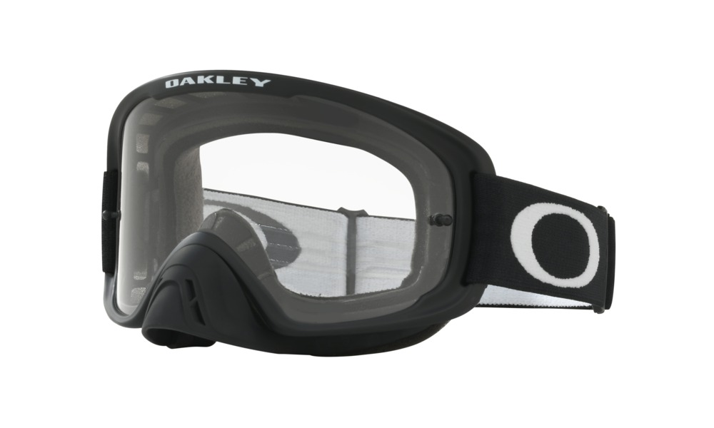 1eeabb3be4 Oakley O-Frame MX Goggle Matte Black  NEU