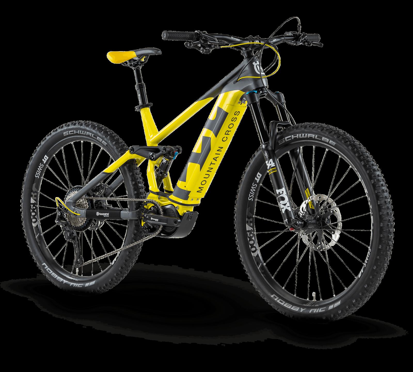 husqvarna mountain cross mc 7 e bike ebike mtb fully bikemarkt mtb. Black Bedroom Furniture Sets. Home Design Ideas