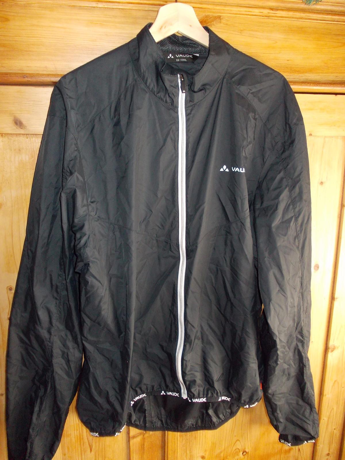 sale retailer 4d2c0 3d5cf Vaude Radjacke Men`s Air Jacket Windjacke,schwarz,Gr.58 f ...
